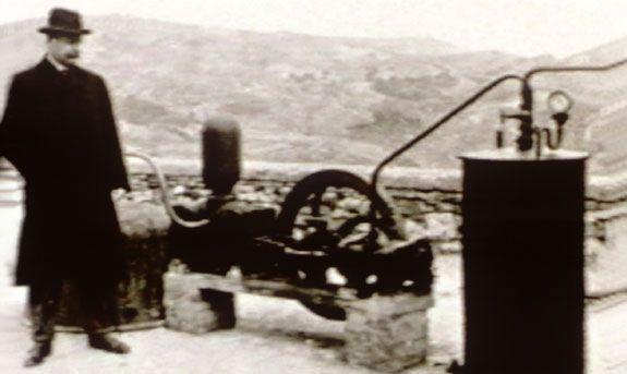 historie tepelných čerpadel